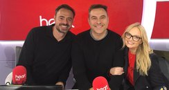 Jamie & Emma With David Walliams