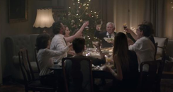 Edeka Christmas advert 2015 still