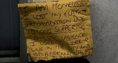 Homeless Brighton (CREDIT REQUIRED)