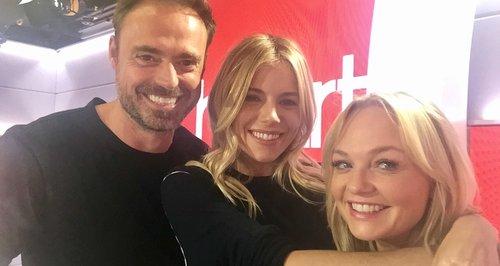 Jamie & Emma With Sienna Miller