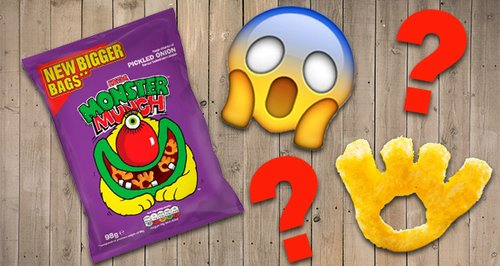 Monster Munch Canvas