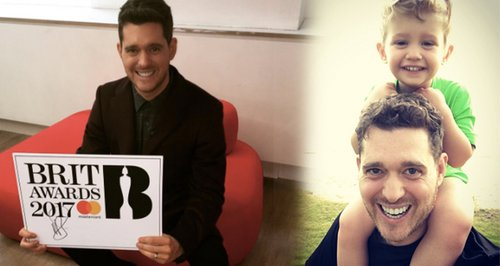 Michael Bublé Pulls Out Of Hosting BRITs To Help H