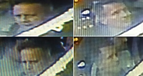 Portsmouth Thatchers pub attack CCTV