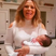 17. Kimberly Walsh shows her baby boy in cute home video.