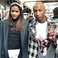 Pharell Williams wife has triplets