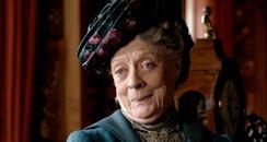 Dame Maggie Smith Downton Abbey Lady Grantham