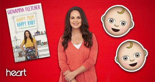 Giovanna Fletcher Spills The Beans On Expanding Th