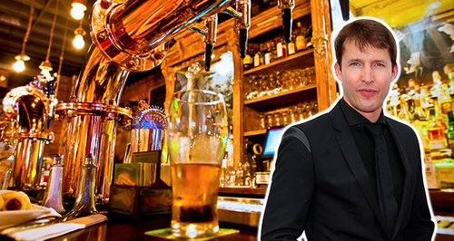 James Blunt's Bought A Pub And Here's Where You'll