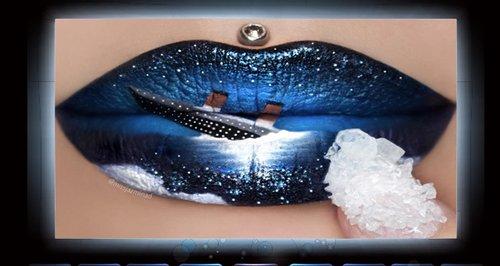Titanic Lips
