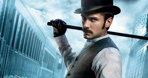 Jude Law Sherlock Holmes