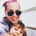 19. P!nk enjoys a cinema date with her daughter, Willow.