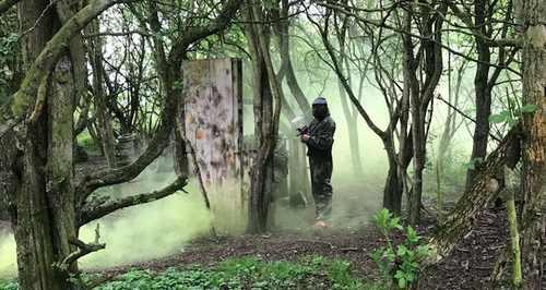 Point Blank Paintballing