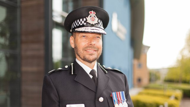 Meet Gloucestershire's New Police Chief - Heart ...