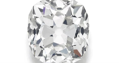 Sotheby's diamond ring