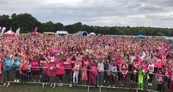 Northampton Race For Life 5k 2017