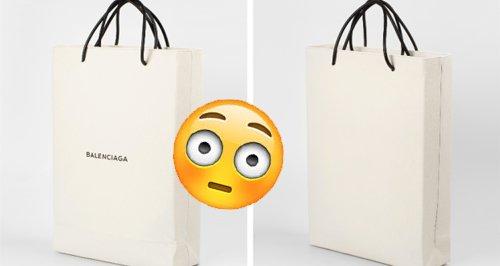 balenciaga shopping bag