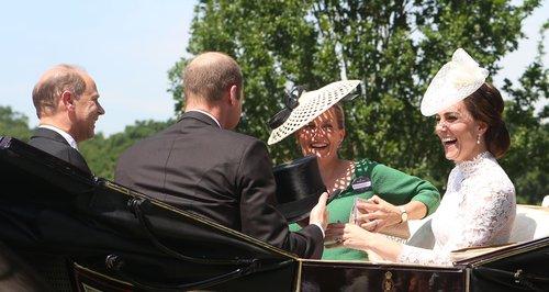 Kate Middleton Royal Ascot