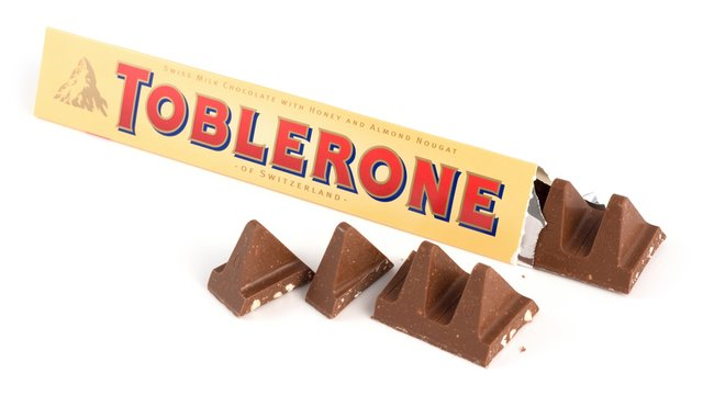 Poundland Has Launched A 163 1 Chocolate Bar To Rival Toblerone