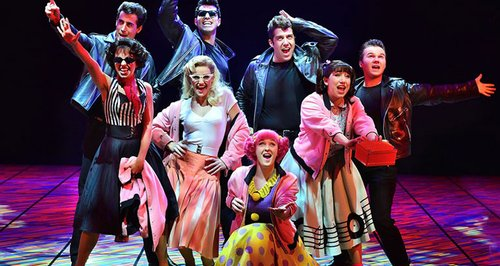 Grease at Venue Cymru, August 2017