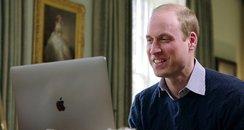 Prince William FaceTimes Lady GaGa