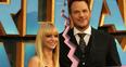 Chris Pratt Anna Faris Split Asset