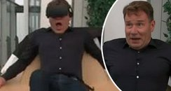WATCH: Richard Arnold Tries Out A Virtual Reality