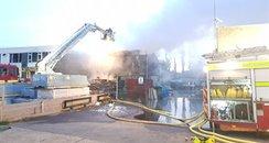 hailsham fire