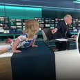 ITV News Toddler Takeover